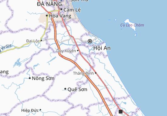 Quế Xuân 2 Map