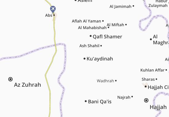 Mapas-Planos Ku'aydinah