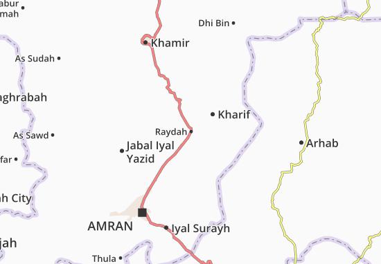 Mapas-Planos Raydah