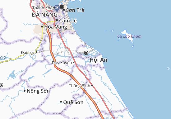 Duy Vinh Map
