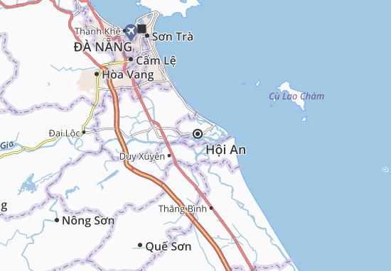 Minh An Map
