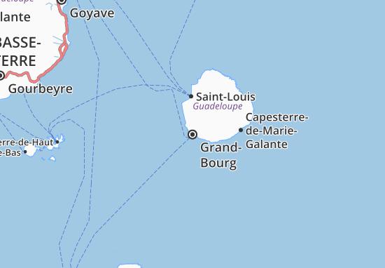 Carte-Plan Grand-Bourg