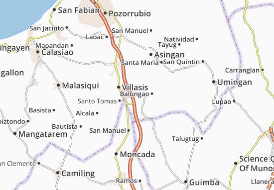 Mappe-Piantine Rosales