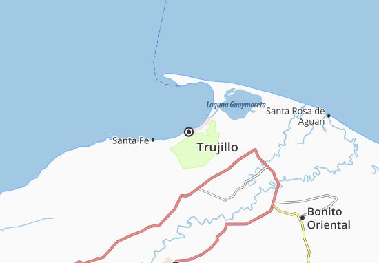 Mapa Plano Trujillo