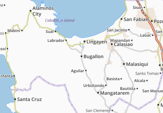 Mappe-Piantine Bugallon