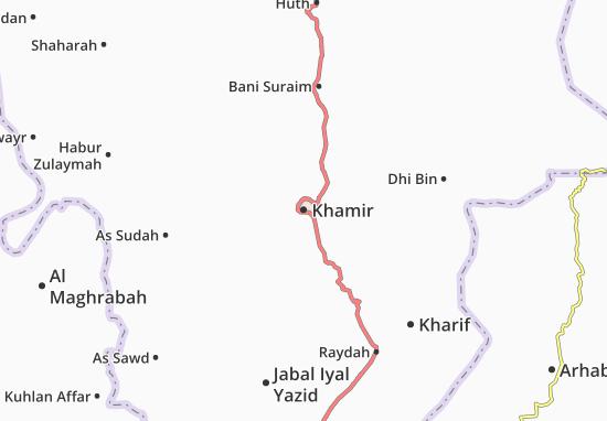 Khamir Map
