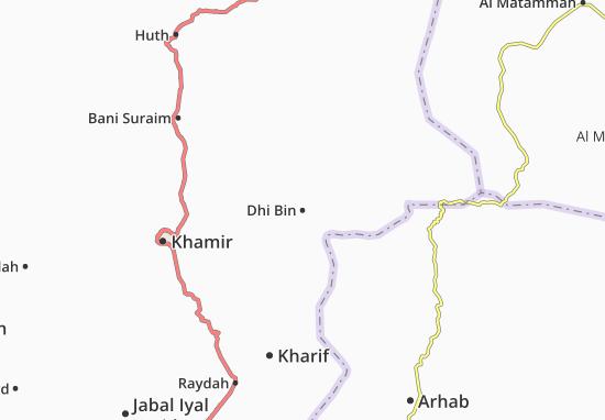 Mapas-Planos Dhi Bin