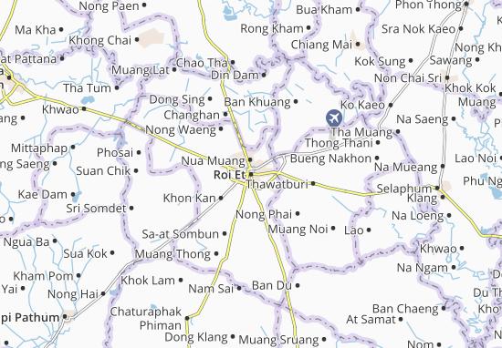 Roi Et Map
