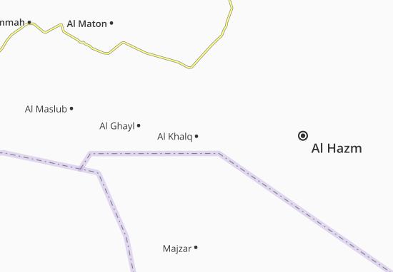 Carte-Plan Al Khalq