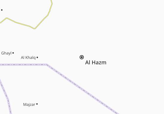 Al Hazm Map