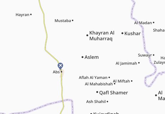 Mapas-Planos Aslem