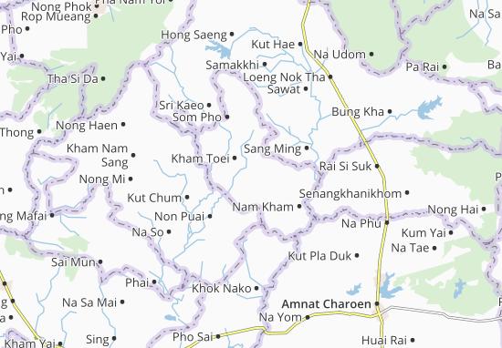 Mappe-Piantine Thai Charoen