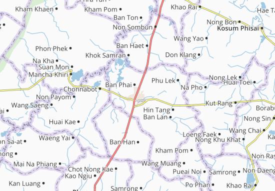 Mappe-Piantine Ban Phai