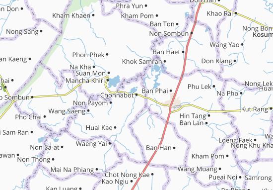Chonnabot Map