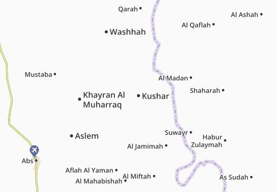 Kushar Map