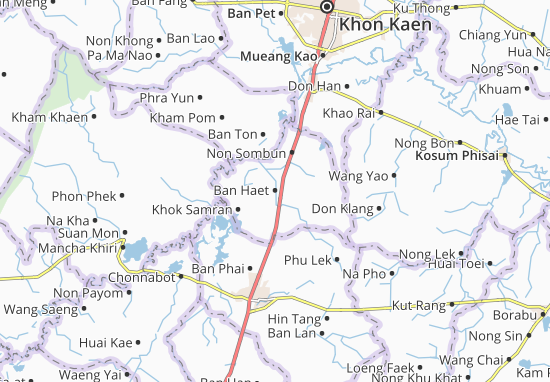 Mappe-Piantine Ban Haet