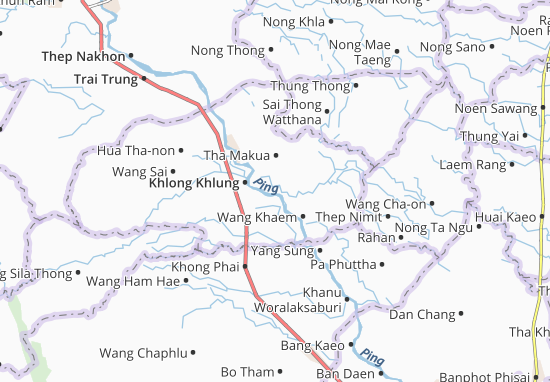 Carte-Plan Wang Yang