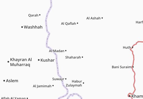 Al Madan Map