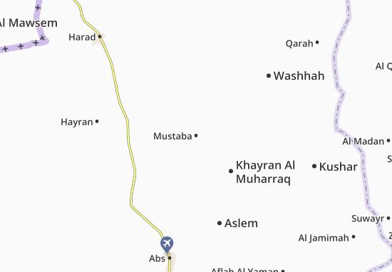 Mapas-Planos Mustaba