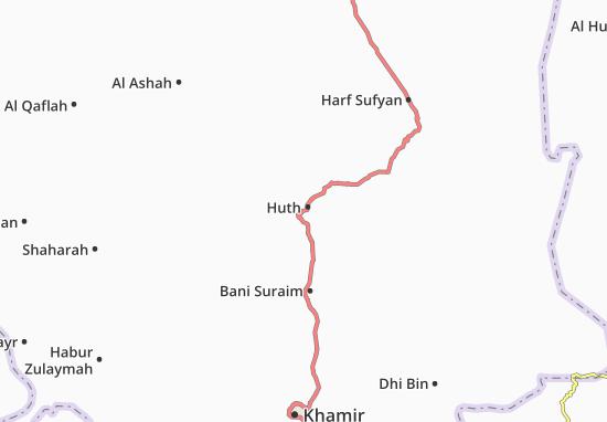 Mapas-Planos Huth