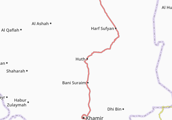 Huth Map