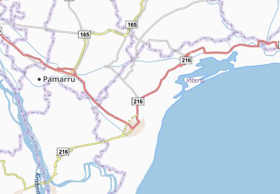 Mappe-Piantine Pedna