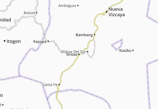 Aritao Map