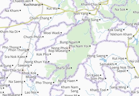 Mapas-Planos Nong Phok