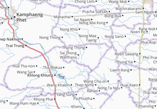 Mappe-Piantine Sai Thong Watthana