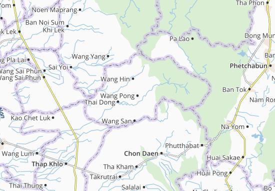 Mappe-Piantine Wang Pong