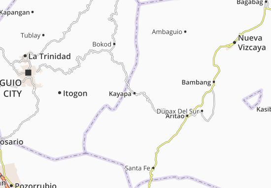 Mapas-Planos Kayapa