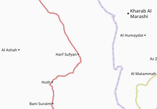 Mappe-Piantine Harf Sufyan