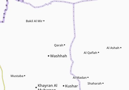 Mapas-Planos Qarah