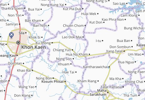 Chiang Yun Map