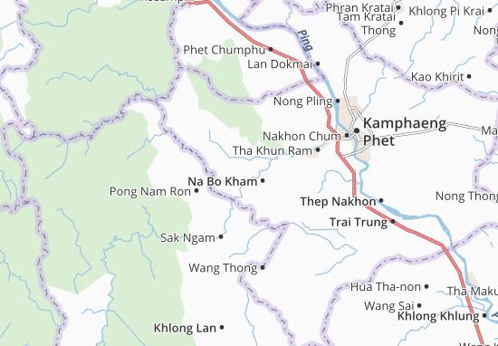 Mappe-Piantine Na Bo Kham