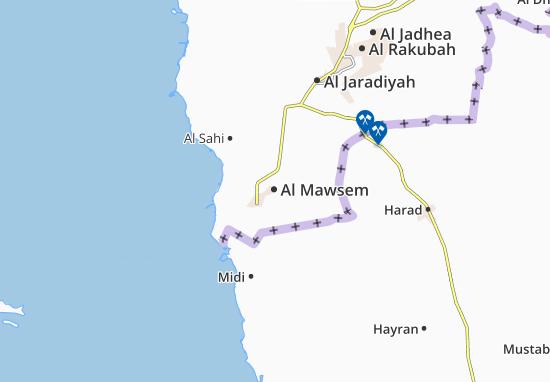 Mapas-Planos Al Mawsem