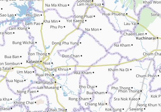 Don Chan Map