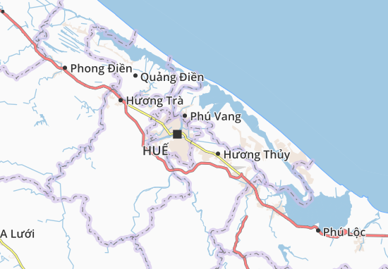 Mappe-Piantine An Đông
