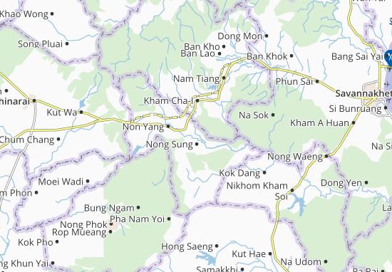 Mapas-Planos Nong Sung