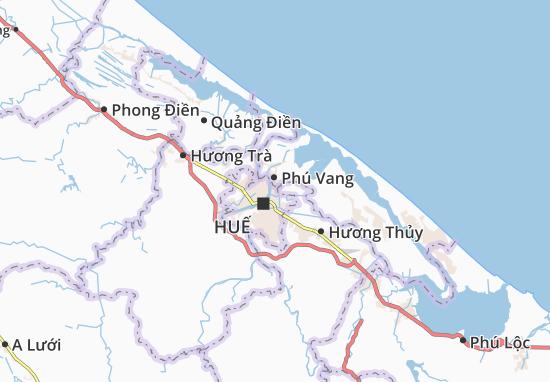 Thương Vi Đan Map
