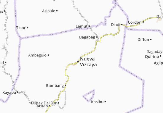 Solano Map