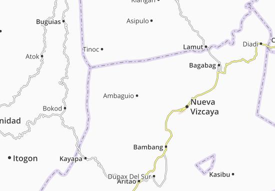 Mappe-Piantine Ambaguio