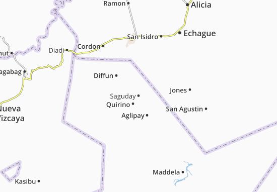 Mappe-Piantine Saguday