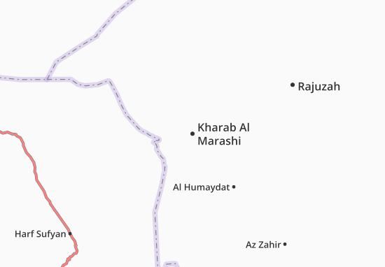 Mapas-Planos Kharab Al Marashi