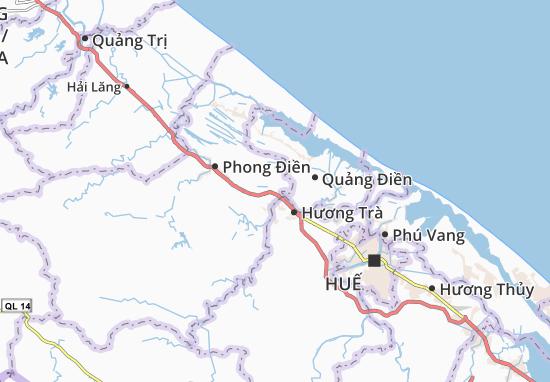 Carte-Plan Phong An