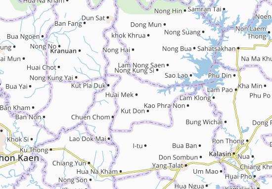 Mapas-Planos Huai Mek