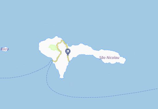 Carte-Plan Porto da Lapa