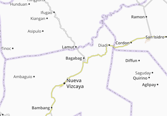 Mapas-Planos Bagabag