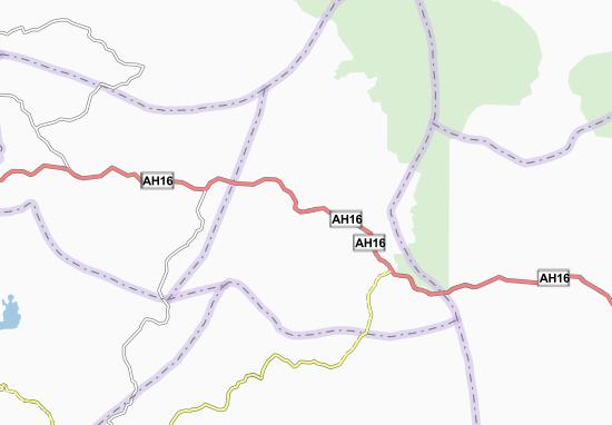 Muang Phalan Map