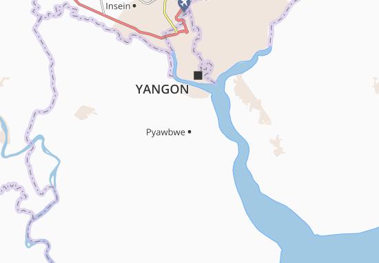 Mapa Plano Pyawbwe
